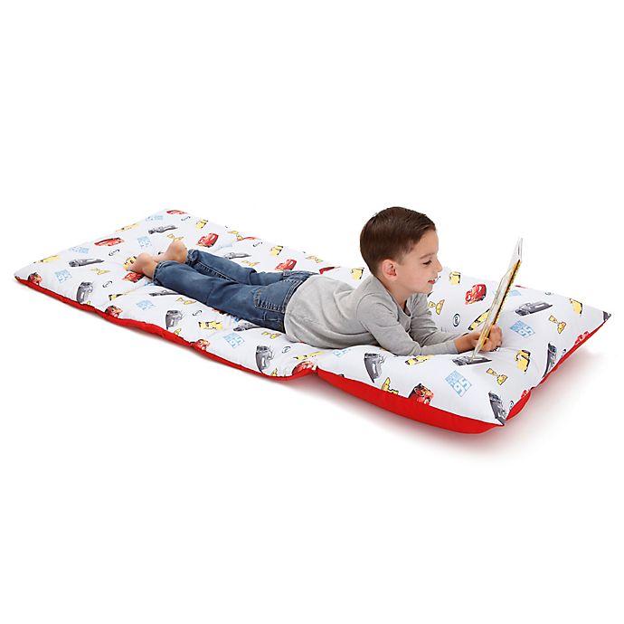Alternate image 1 for Disney® Cars Easy-Fold Toddler Nap Mat