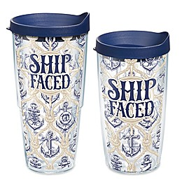 Tervis® Ship Faced Wrap Tumbler with Lid
