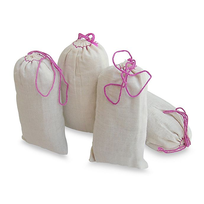 Alternate image 1 for Cedar Fresh Lavender Infused Cedar Sachets (Set of 4)