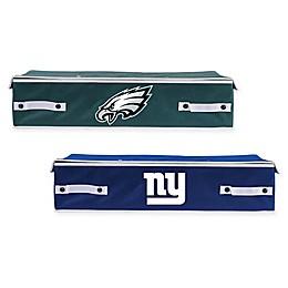 NFL Underbed Storage Bin Collection
