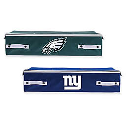 NFL Underbed Storage Bin Collection