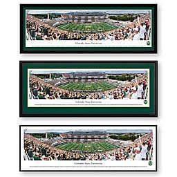 Blakeway Panoramas Colorado State University Stadium Print