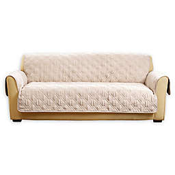 Sure Fit Pet Protector Suede Like Furniture Slipcover Collection