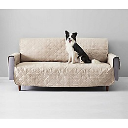 Sure Fit Pet Protector Suede-Like Furniture Cover Collection