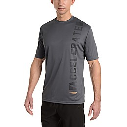 Copper Fit® X-Large Men's Graphic Short Sleeve T-Shirt