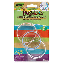 PIC® 3-Count Bugables Citronella Wrist Band