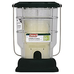 Coleman® 6.7 oz. Citronella Candle Outdoor Lantern