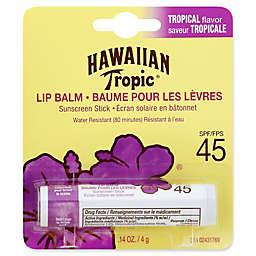 Hawaiian Tropic® .14 oz. Lip Balm Sunscreen Stick in Tropical Flavor SPF 45