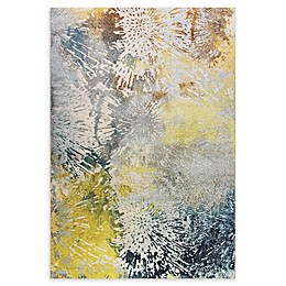 Dynamic Rugs Fusion Fireworks Area Rug