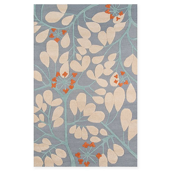Alternate image 1 for Momeni Dunes 2' x 3' Accent Rug in Blue