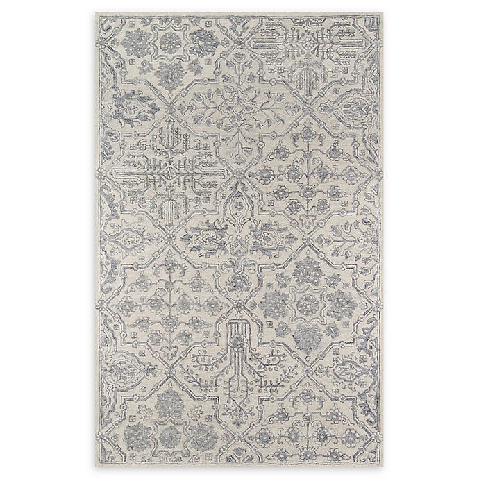 Alternate image 1 for Momeni Cosette Scroll 8' x 11' Area Rug in Grey
