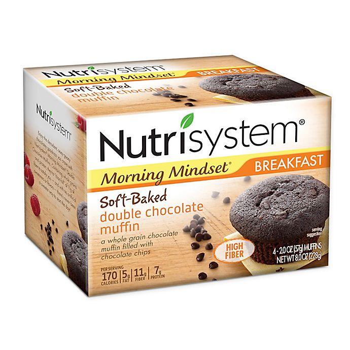 Nutrisystem® 4-Count Morning Mindset