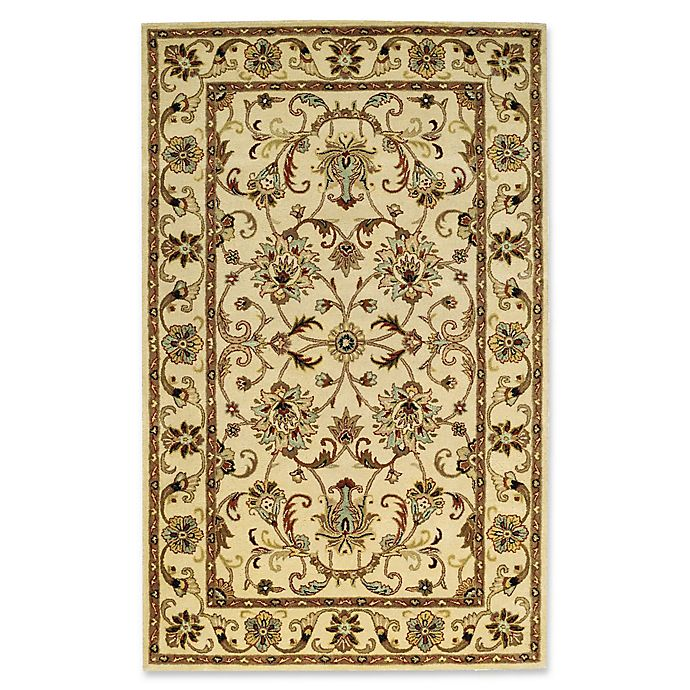 Alternate image 1 for Capel Rugs® Guilded 8' x 11' Hand-Tufted Area Rug in Beige