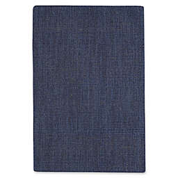 Capel Rugs Hermitage II 5' x 8' Area Rug in Dark Blue