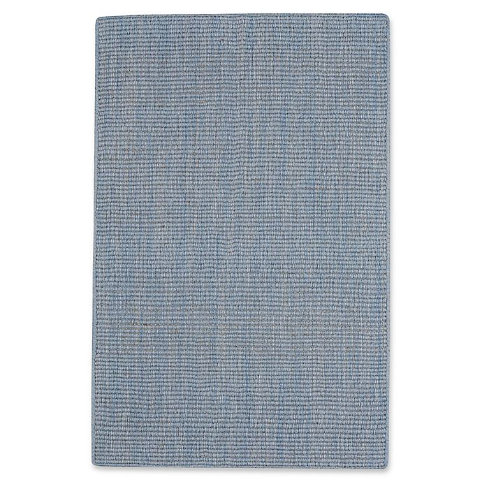 Alternate image 1 for Capel Rugs Hermitage II 8' x 11' Area Rug in Blue