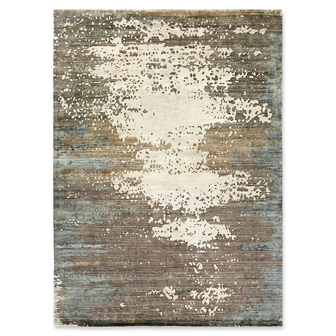 Alternate image 1 for Surya Slice of Nature 8' x 11' Area Rug in Dark Brown