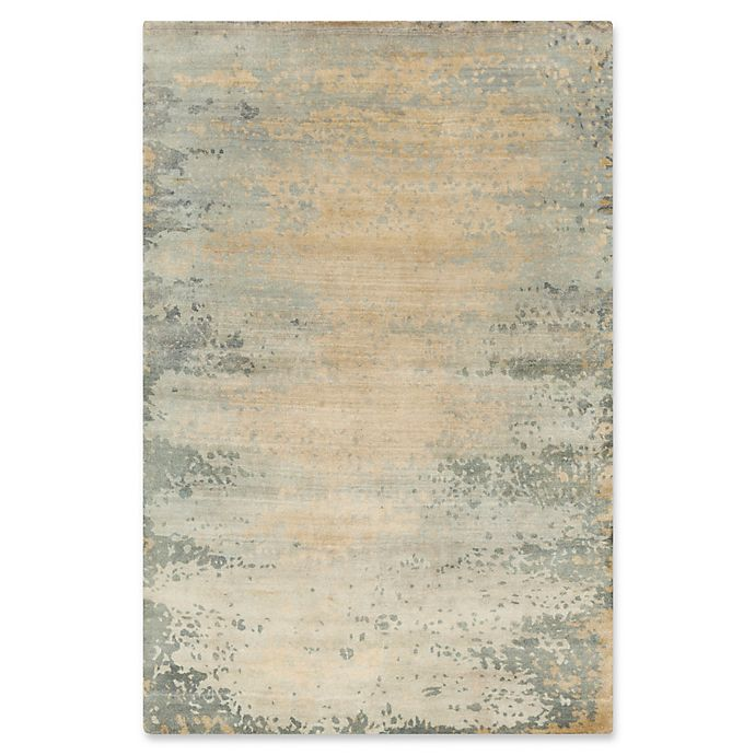 Alternate image 1 for Surya Slice of Nature 9' x 13' Area Rug in Light Grey