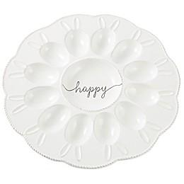 Mud Pie® Bunny Deviled Egg Platter