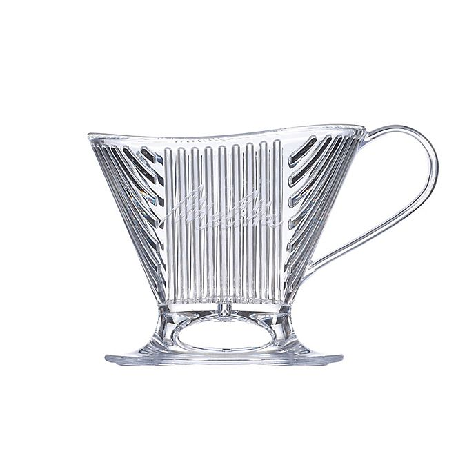 Alternate image 1 for Melitta® Pour Over Single Cup Coffee Brewing Cone