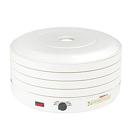 Nesco® Gardenmaster Food Dehydrator in White