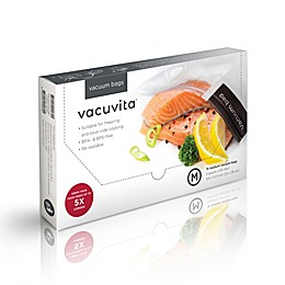 Vacuvita® 15-Count 2-Quart Resealable Vacuum Seal Bags