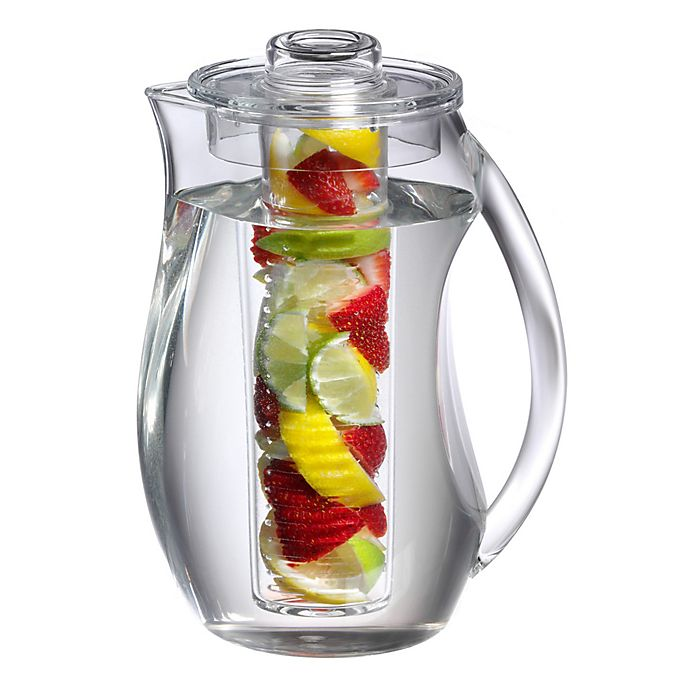 Alternate image 1 for Prodyne Fruit Infusion Pitcher