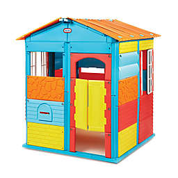 Little Tikes® Build-a-House Playhouse