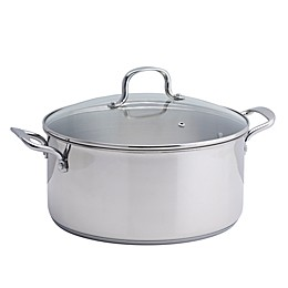 SALT™ 10 qt. Stainless Steel Covered Dutch