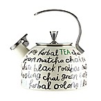 kate spade new york All in Good Taste 2.5 qt. Piping Hot Tea Kettle