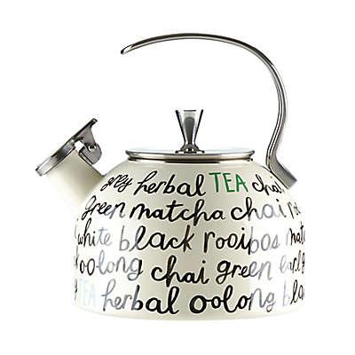 kate spade new york All in Good Taste 2.5 qt. Tea Kettle