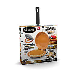 Gotham™ Steel Nonstick Pancake Bonanza Pan in Copper
