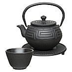 BergHOFF® Studio 5-Piece Cast Iron Tea Set in Black