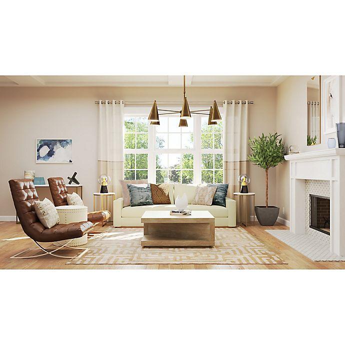 Living Room Bed Bath And Beyond: Natural Slate Living Room