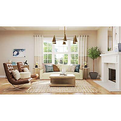 Natural Slate Living Room