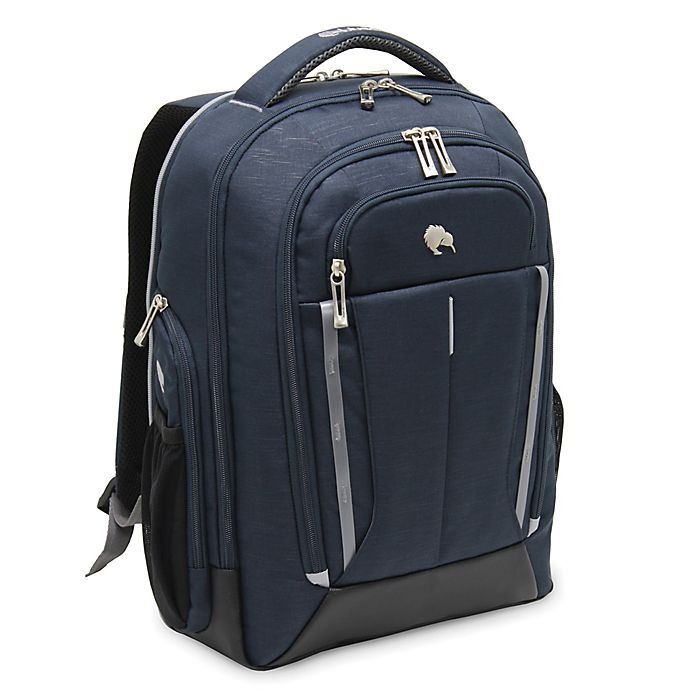 Alternate image 1 for Bluekiwi™ Tiaki Universal Diaper Backpack in Navy