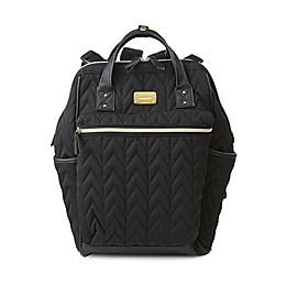 carter's® Mini-Convertible Backpack Diaper Bag in Black