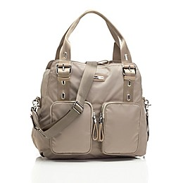 Storksak® Alexa Diaper Bag in Taupe