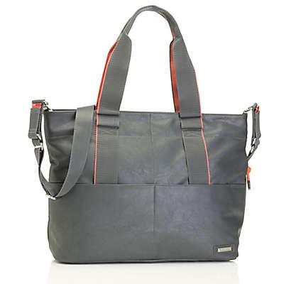 Storksak® Eden Diaper Bag in Grey