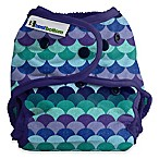 Best Bottom Cloth Diaper Cover Shell in Mermaid Tail