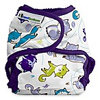 Best Bottom Cloth Diaper Cover Shell in Foxy Frolic