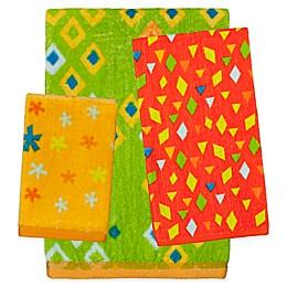 Creative Bath Origami Bath Towel Collection