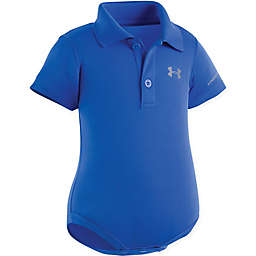 Under Armour® Ultra Polo Bodysuit in Blue