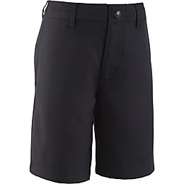 Under Armour® Match Play Golf Short in Black