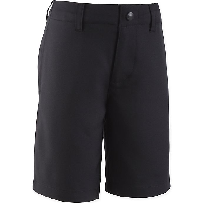Alternate image 1 for Under Armour® Match Play Golf Short in Black