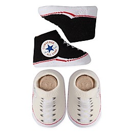 Converse 2-Pack Chuck Booties in Black