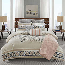 INK+IVY Sky Comforter Set