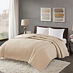 INK+IVY King Stella Dot Coverlet in Gold