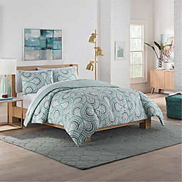 Vue® Frenchy Reversible Comforter Set