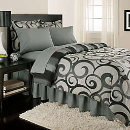 Royale Home Alessandro Reversible Comforter Set