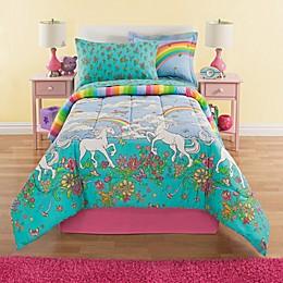 Kidz Mix Unicorn Reversible Comforter Set